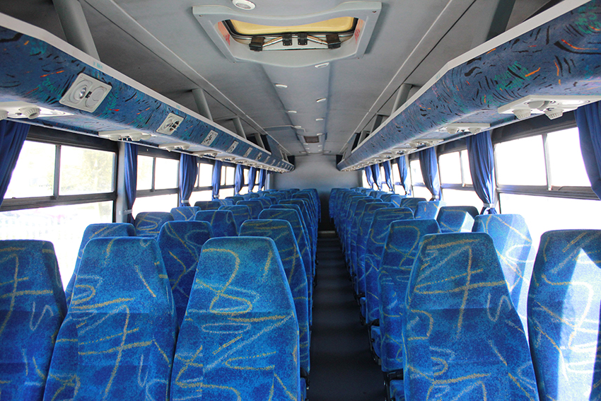60 Seater Buses, Contract Buses for Hire, Coach Hire/Bus ...